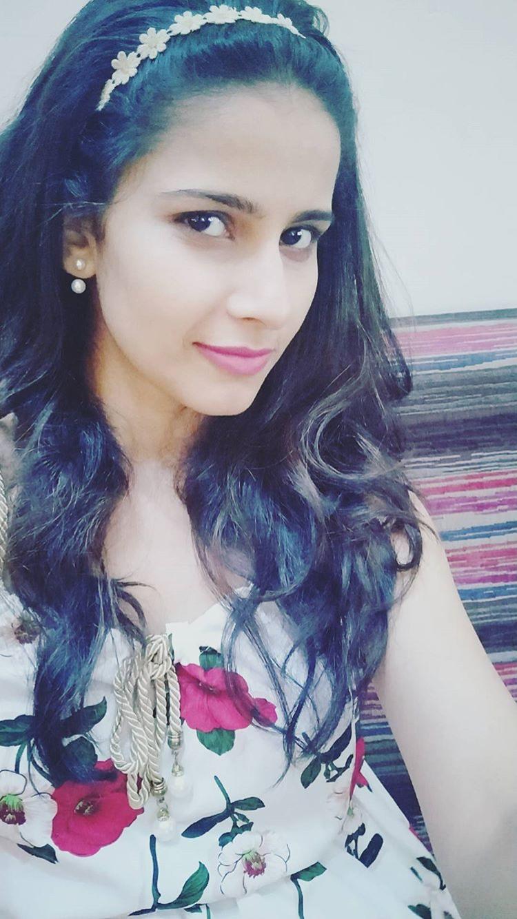 Shivani Tomar Indian Actress