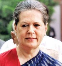 Sonia Gandhi Indian Politician
