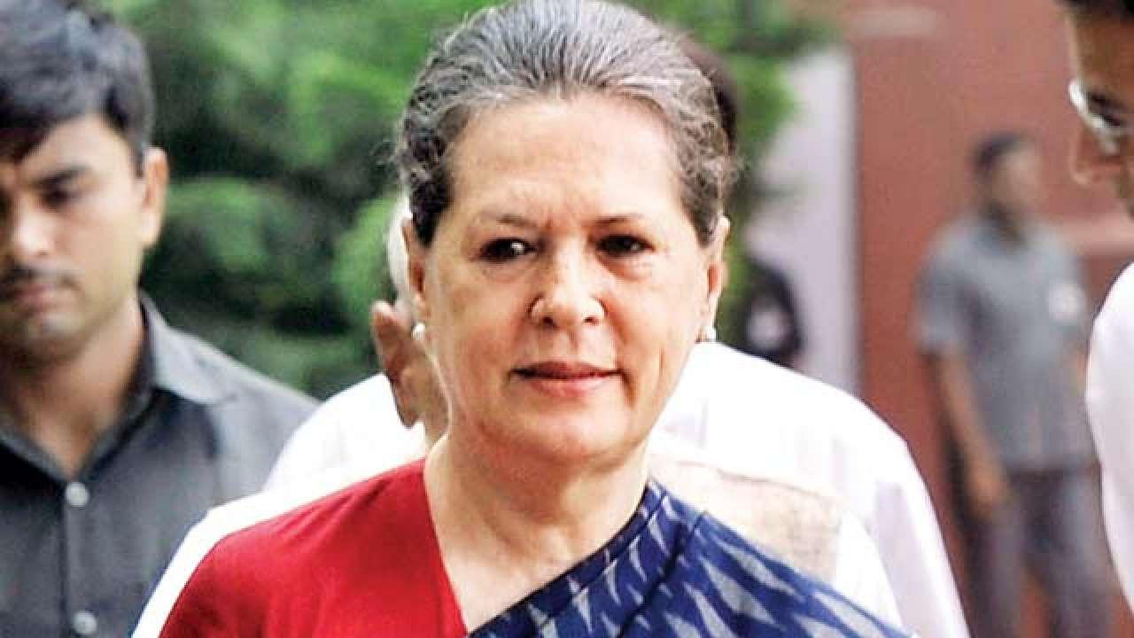 5 Sonia Gandhi