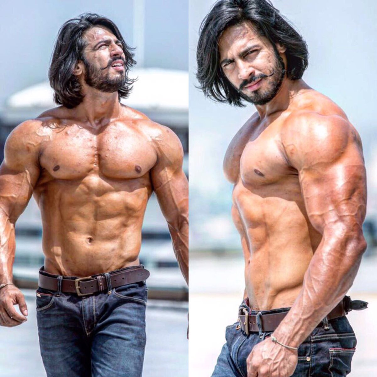 Thakur Anoop Singh Indian Actor and Bodybuilder