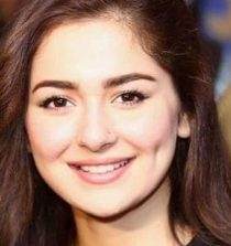 Hania Amir Actress