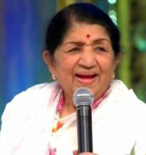 Lata Mangeshkar Indian playback singer