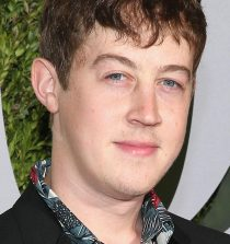 Alex Sharp Actor