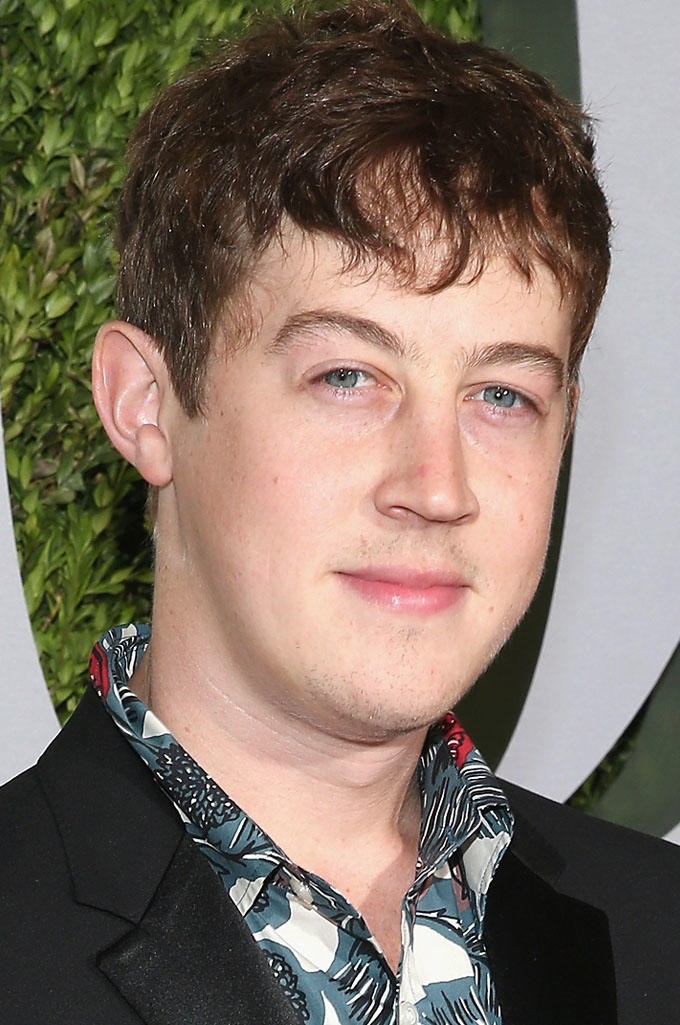Alex Sharp English Actor