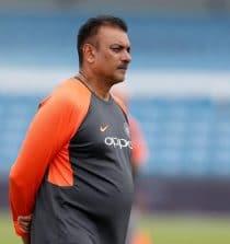 Ravi Shastri Cricketer