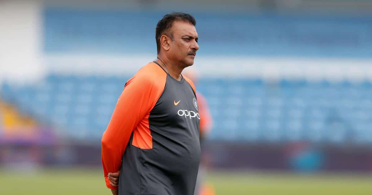 Ravi Shastri Indian Cricketer