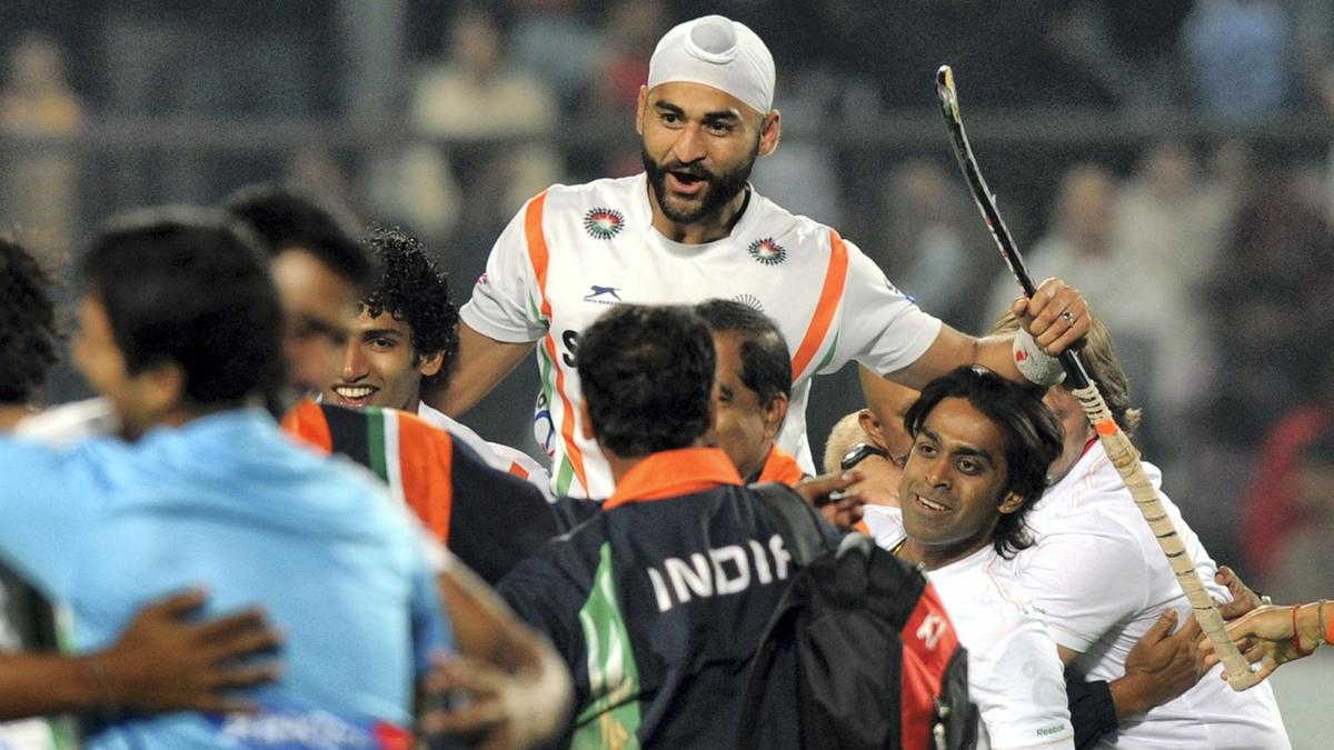 Sandeep Singh Indian Hockey Player