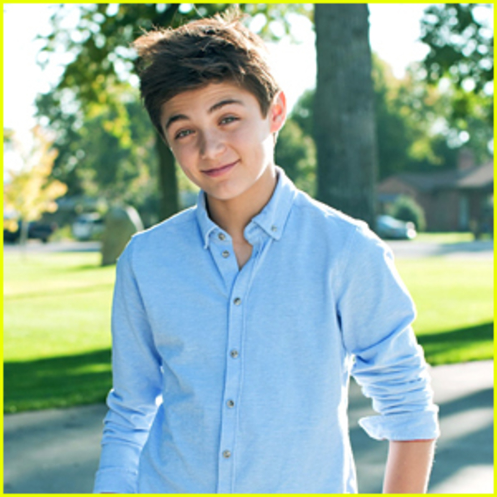Asher Angel American Actor and Singer