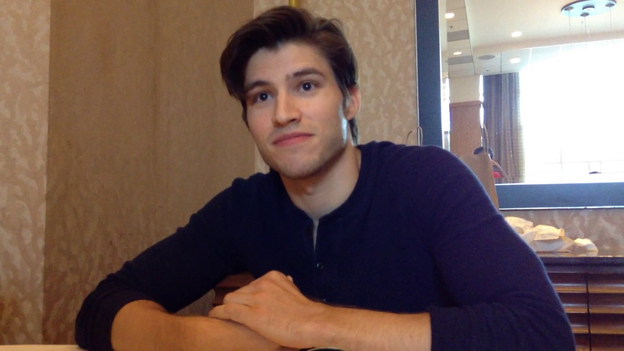 Cameron Cuffe British Actor