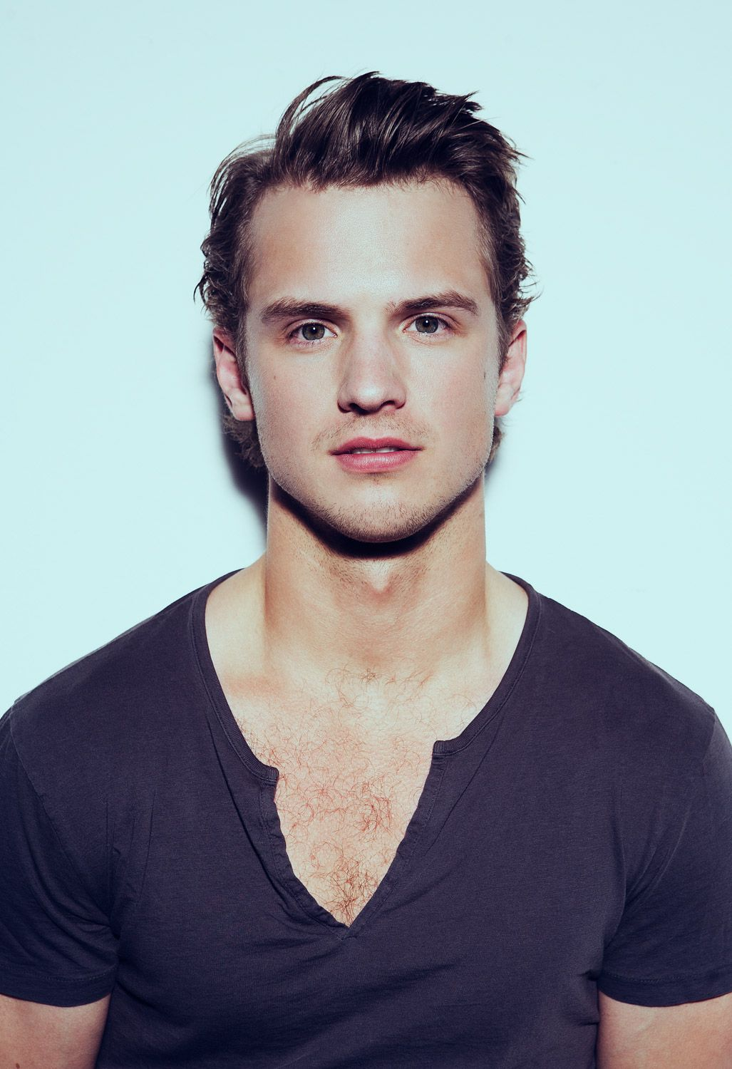 Freddie Stroma English Actor
