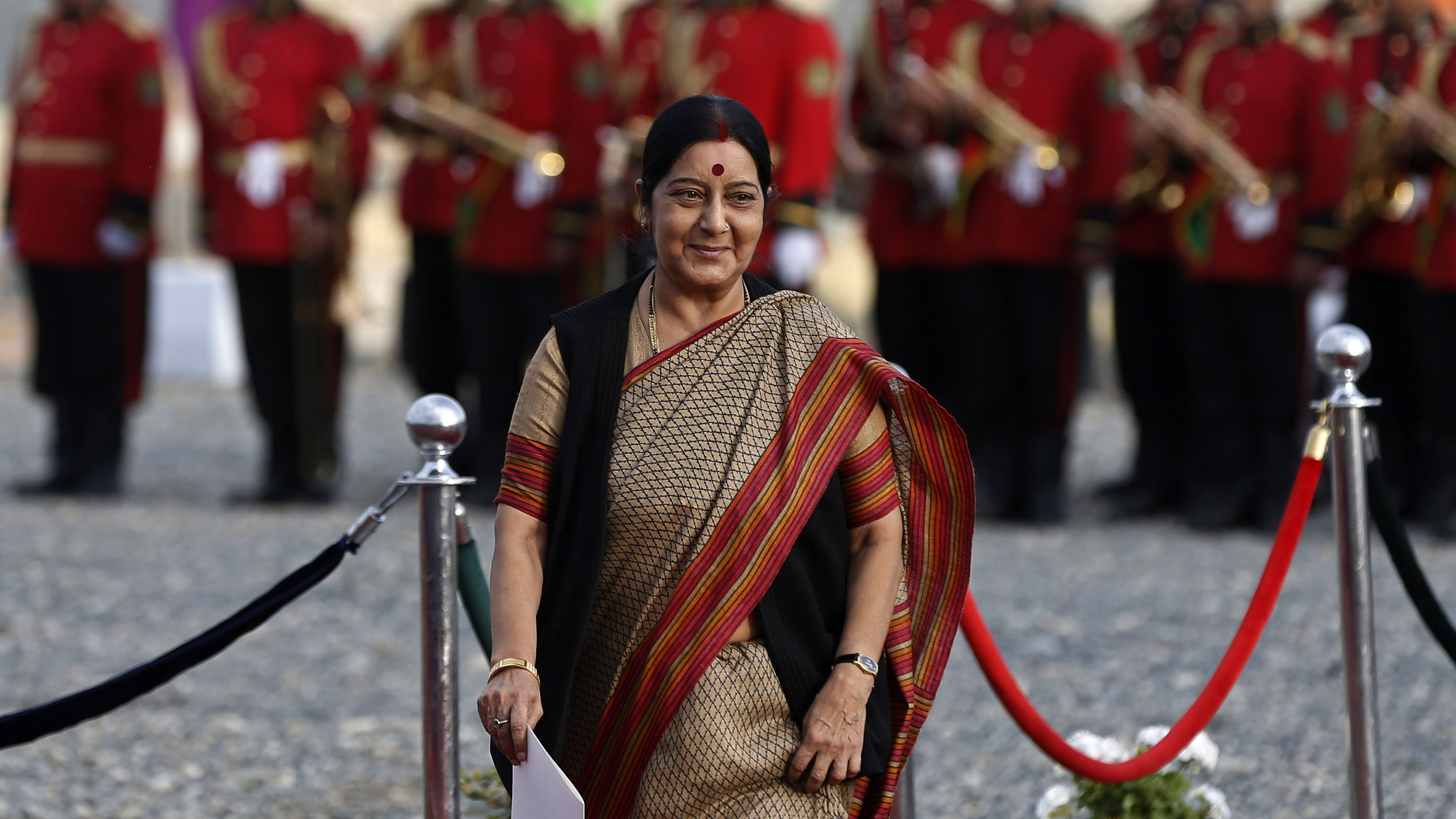 Sushma Swaraj Indian Indian Politician