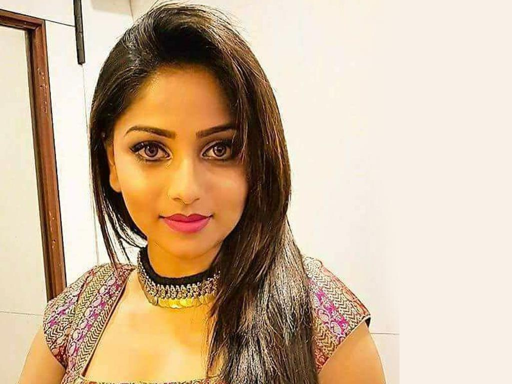 Rachita Ram Indian Indian Film Actress