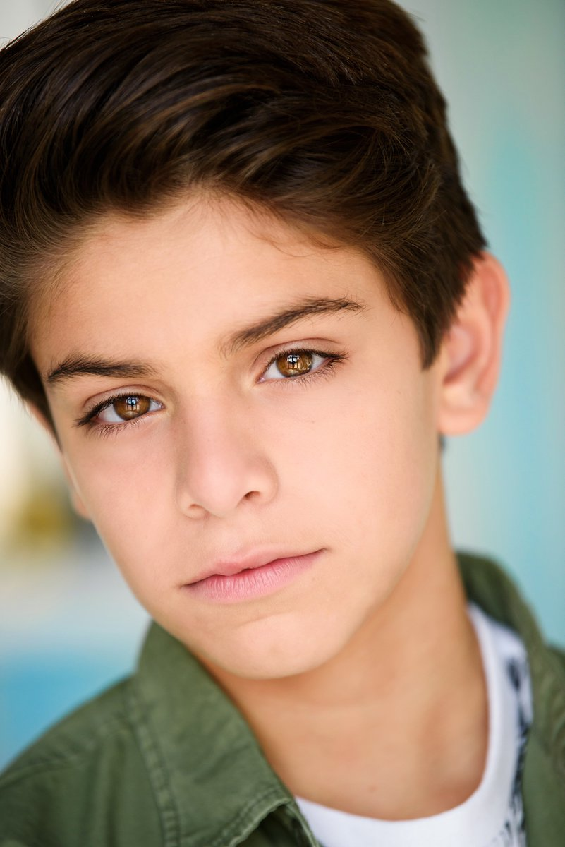Brandon Rossel American Actor