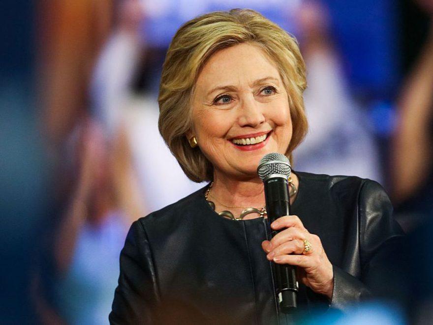 7 Hillary Clinton 880x660