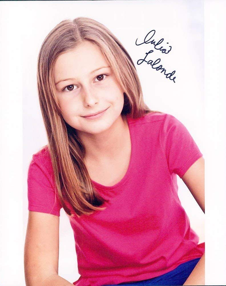 Julia Lalonde Canadian Actress
