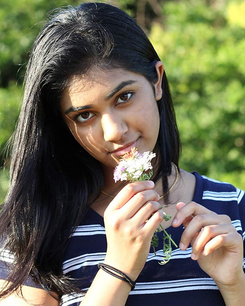 Mohana Krishnan Indian-American Actress