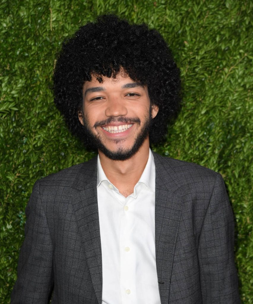 justice smith - photo #4