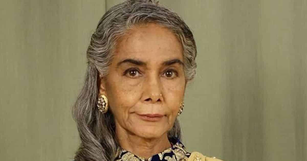 Surekha Sikri Indian Actress