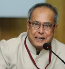 Pranab Mukherjee Indian Politician