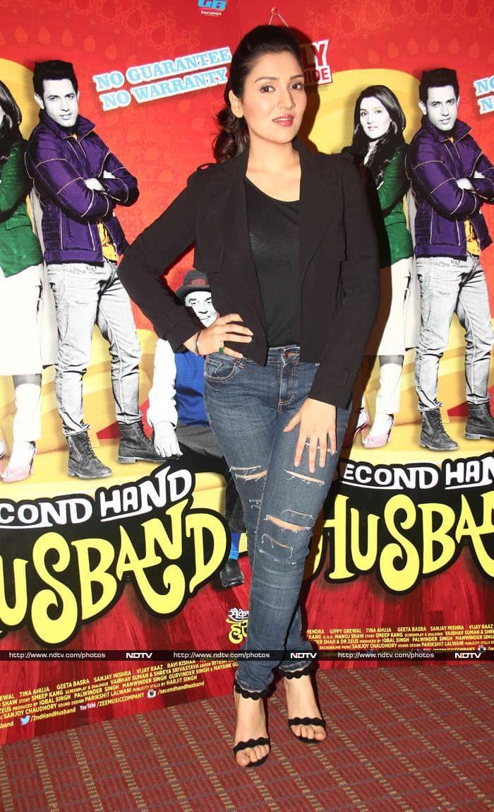 Tina Ahuja Indian Actress