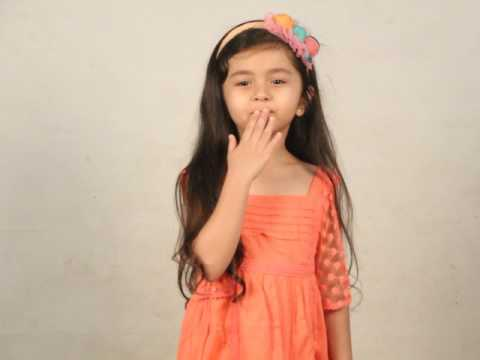 Aanya Dureja Indian Child Actress