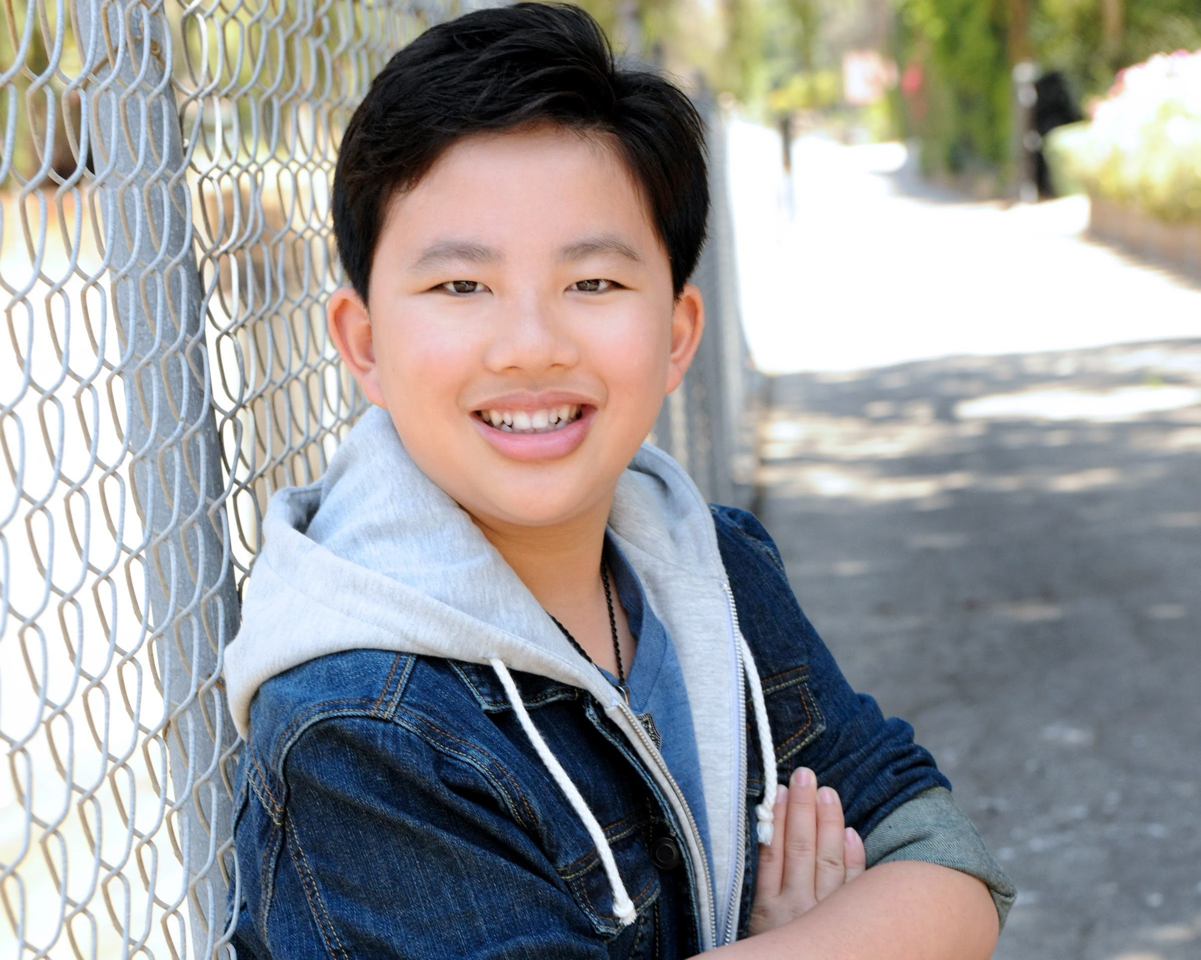 Albert Tsai American Actor