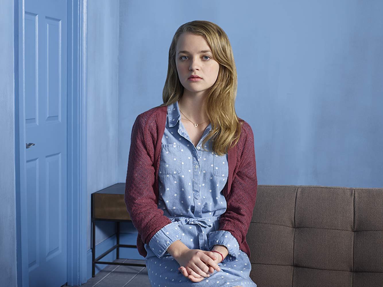 Anna Jacoby-Heron American Actress