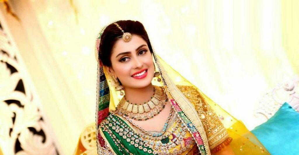 Ayeza Khan Age, Bio, Height, Boyfriend, Weight, Husband, Facts - Ayeza Khan HD Images 2 1024x532