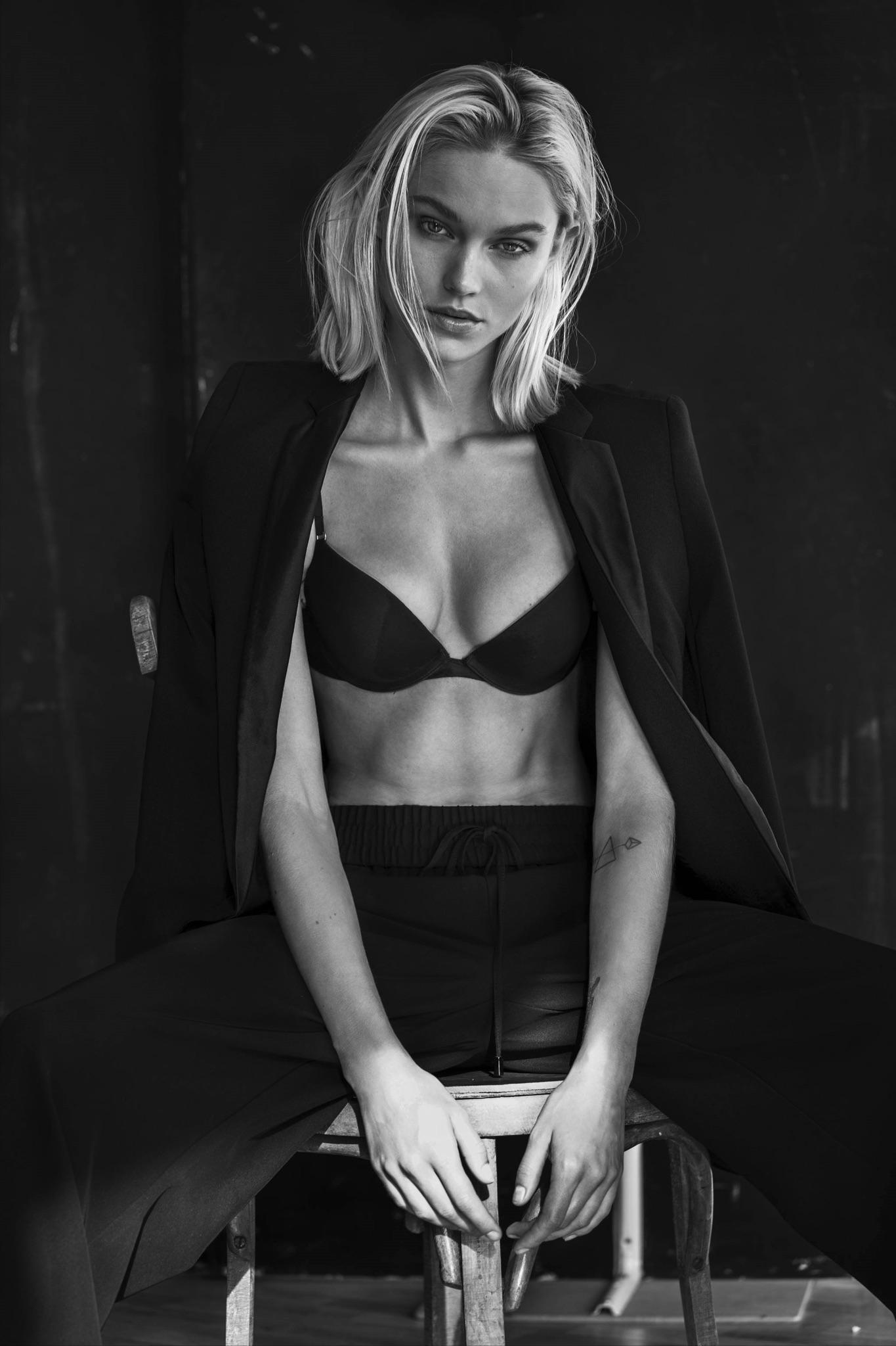 Clair Wuestenberg American Model