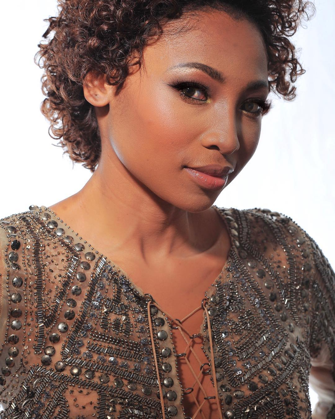 Enhle Mlotshwa South African Actress