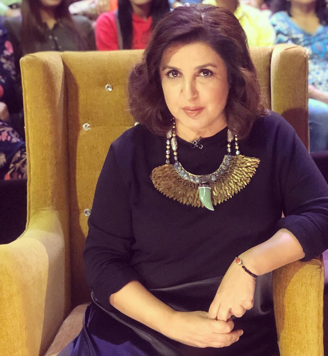 Farah Khan Indian Choreographer, Actress, Director, Producer