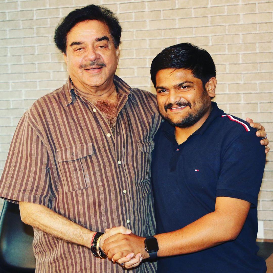 Hardik Patel Indian Politician
