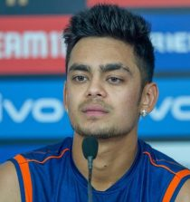 Ishan Kishan Indian Cricketer (Wicket-keeper, Batsman)
