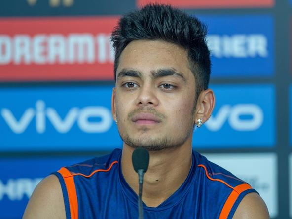 Ishan Kishan Indian Indian Cricketer (Wicket-keeper, Batsman)