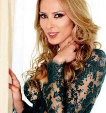 Iulia Vantur Actress, Model and TV presenter