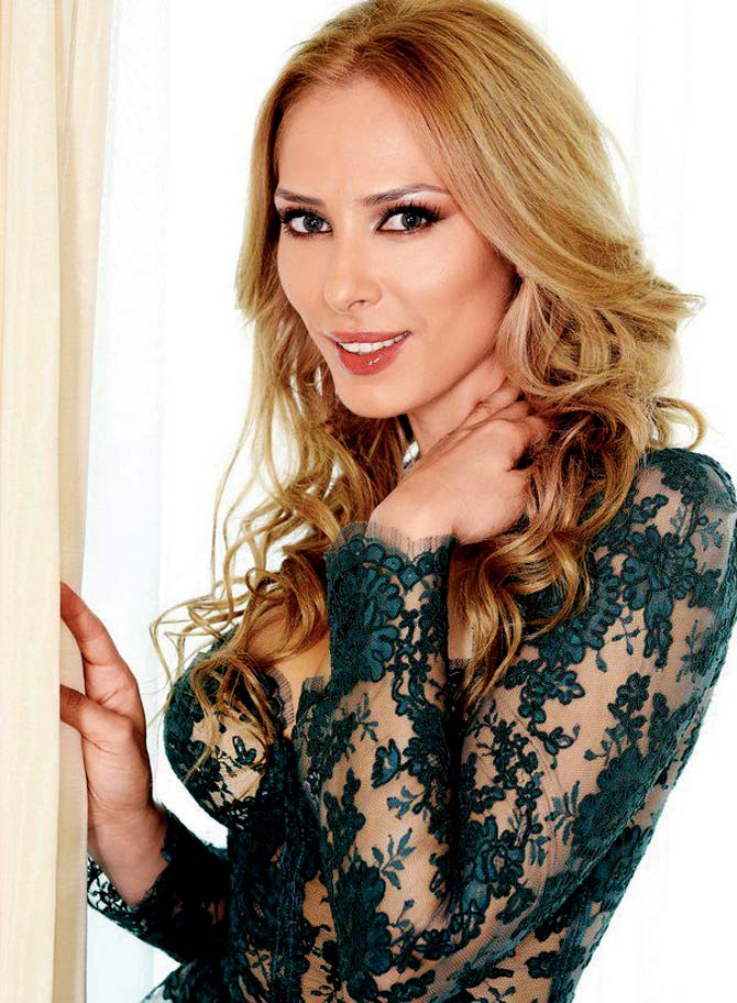 Iulia Vantur Romanian Actress, Model and TV presenter