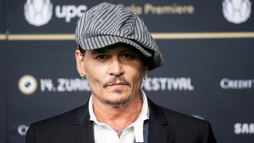 Johnny Depp American Actor, Producer, Musician