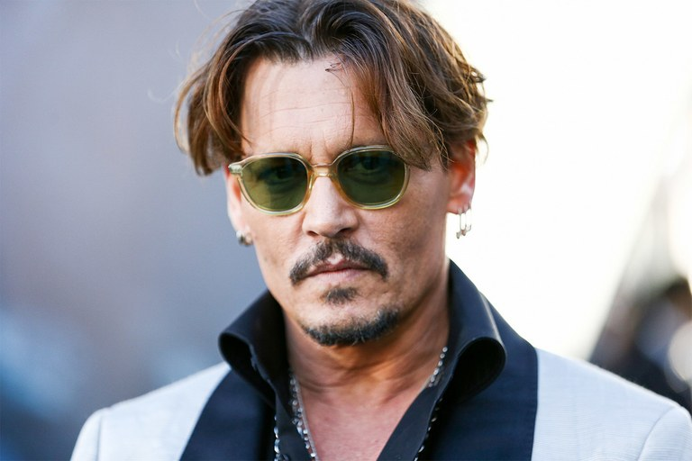 Johnny Depp American American Actor, Producer, and Musician
