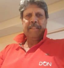 Kapil Dev Former Indian Cricketer