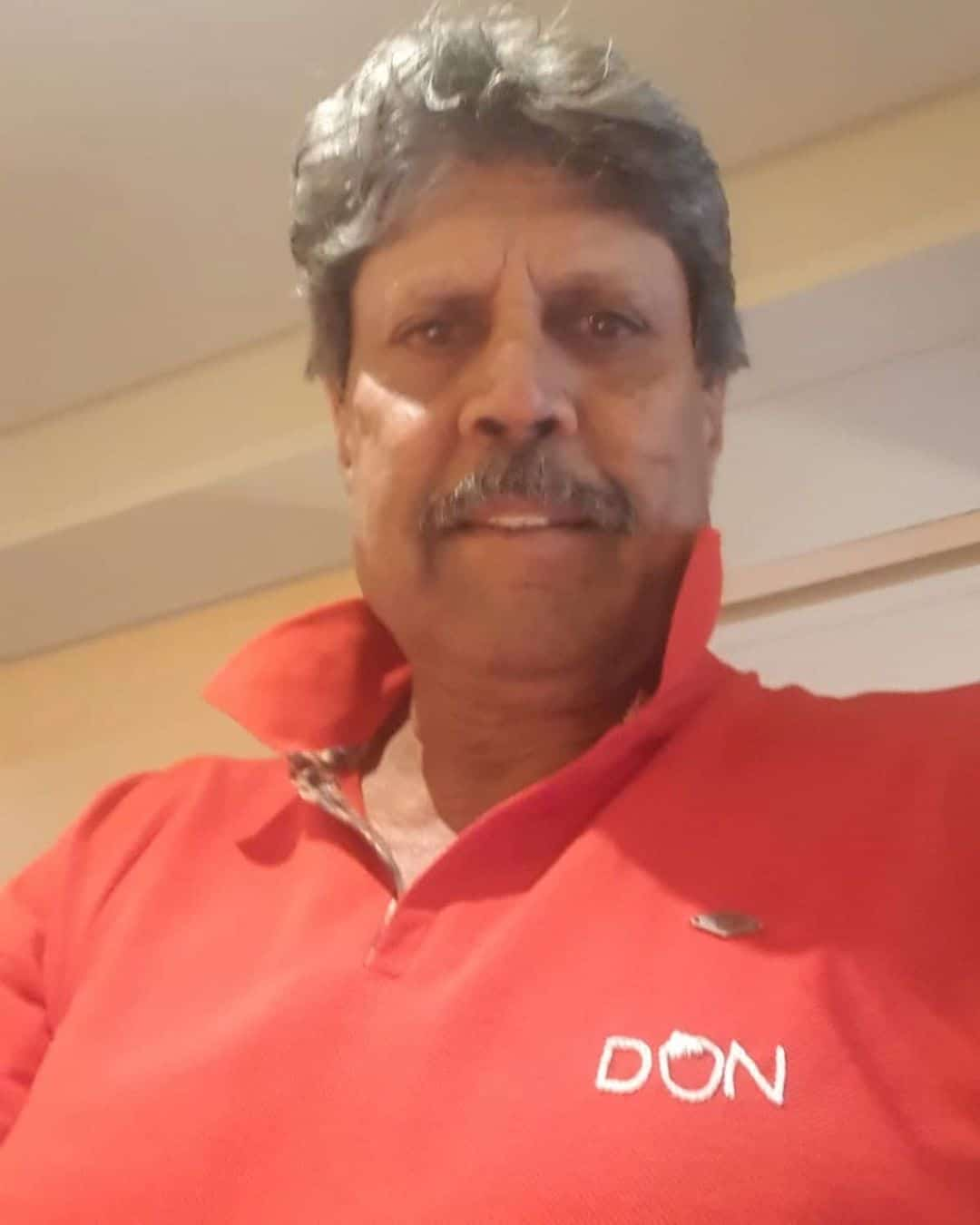 Kapil Dev heufgs