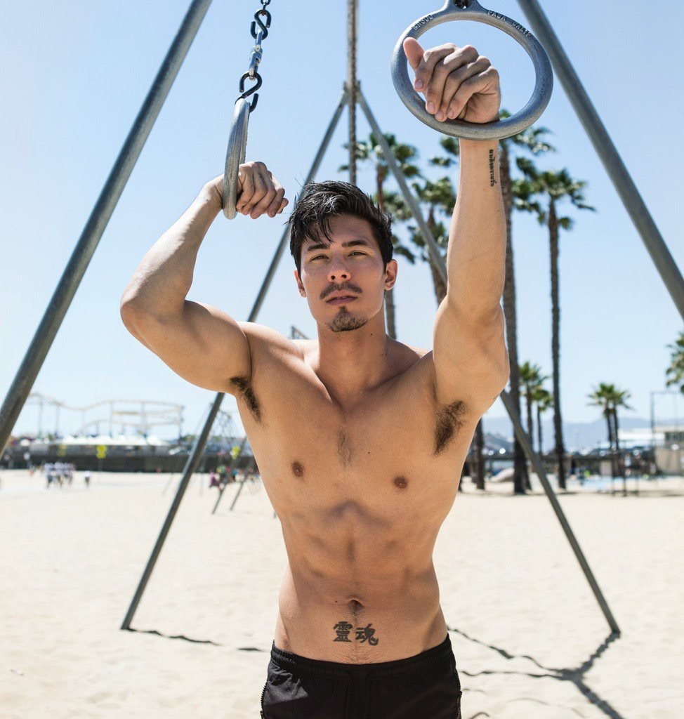 Lewis Tan British-American Actor