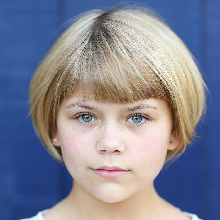 Lia McHugh American Actress