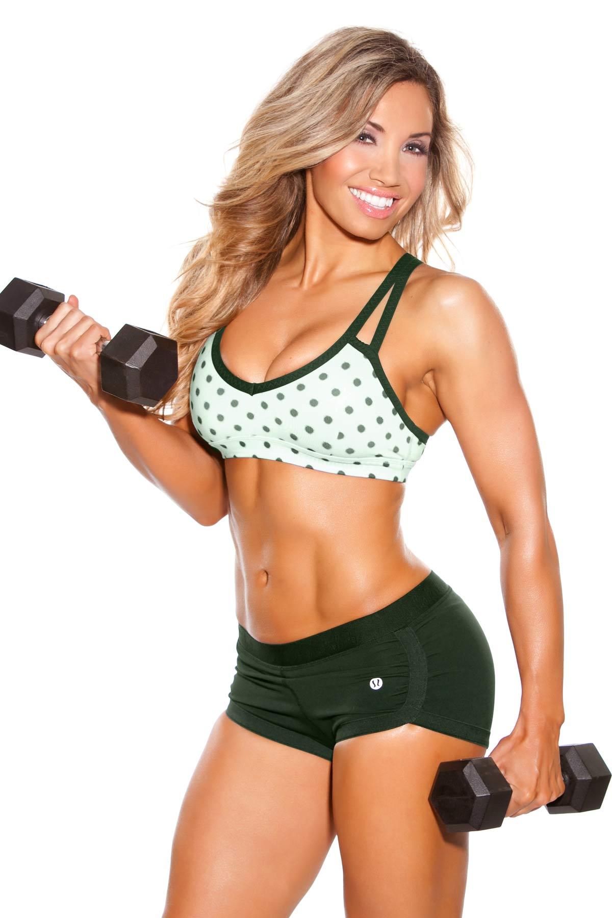 Lyzabeth Lopez Canadian Fitness Model