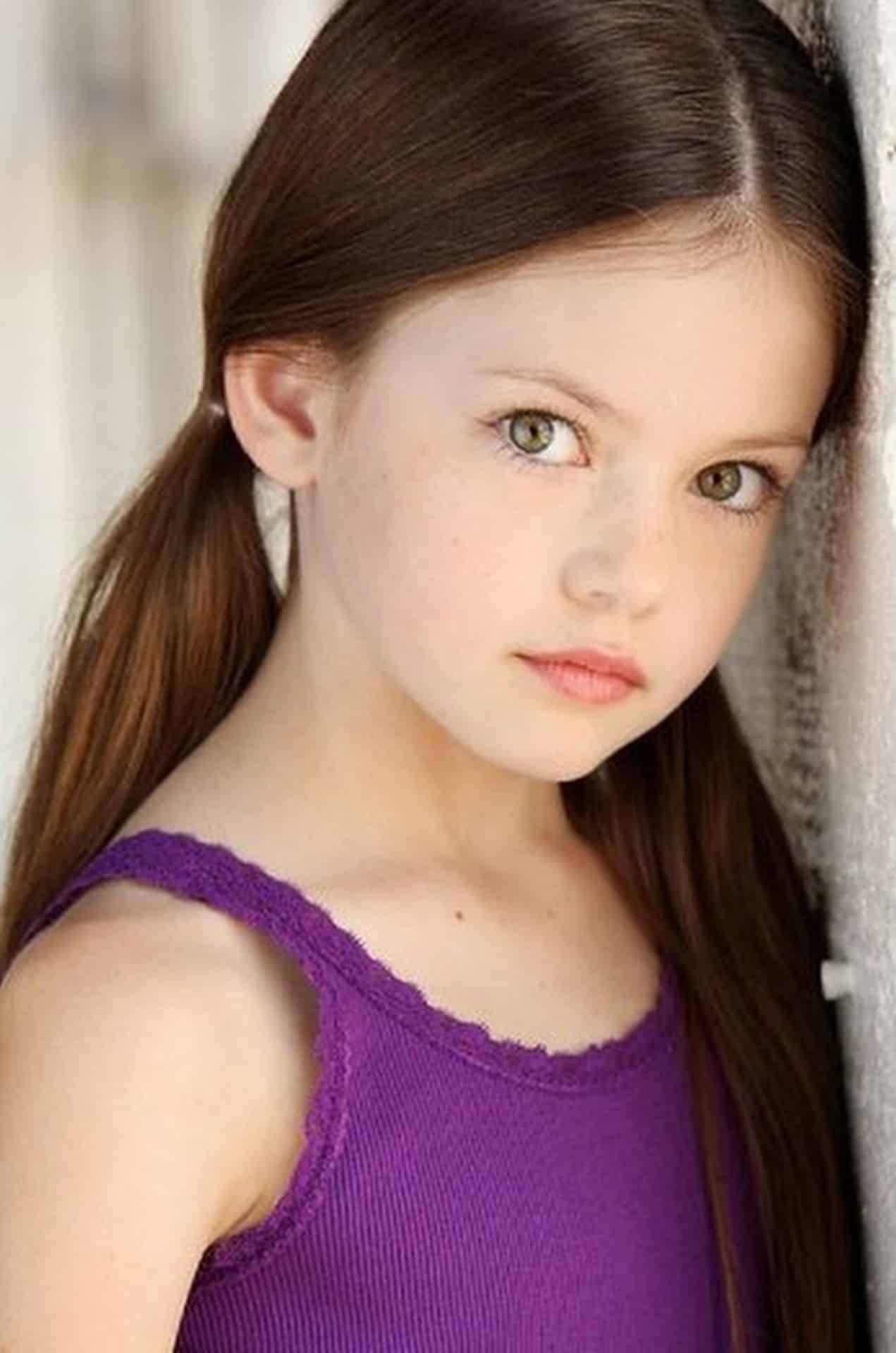 Mackenzie Foy American Actress