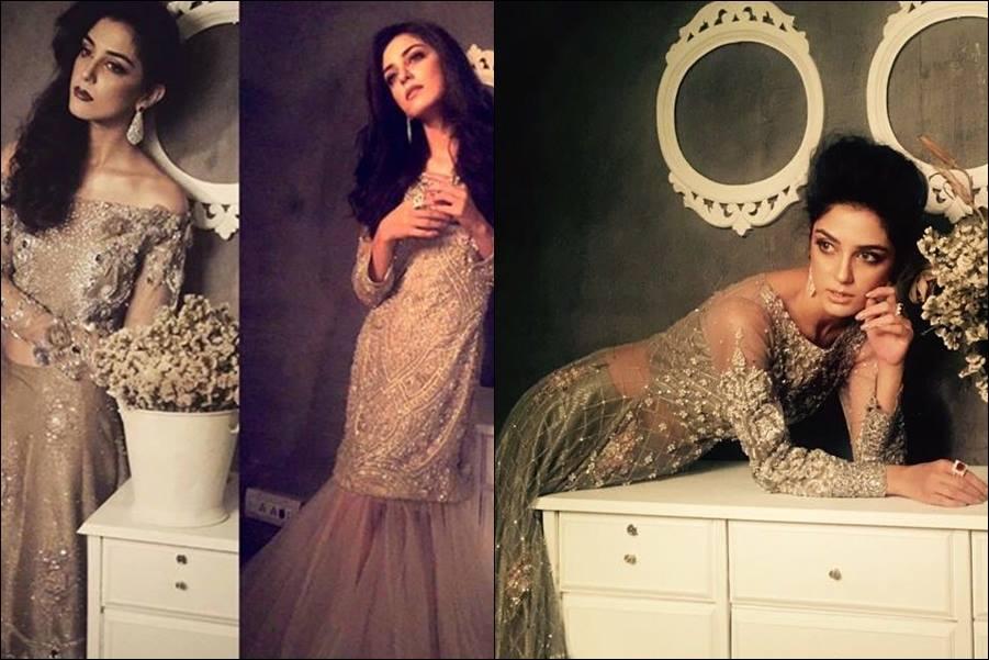 Maya Ali Behind The Scene of Upcoming Photoshoot For Maria B89903762 201651617560