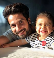 Misha Kapoor Celebrity Child
