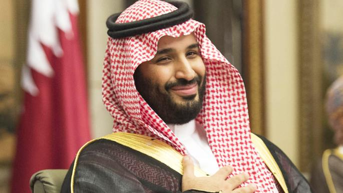 Mohammad bin Salman Saudi Arabian Minister of Defense, Crown Prince of Saudi Arabia
