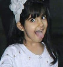 Nitara Kumar Celebrity Child