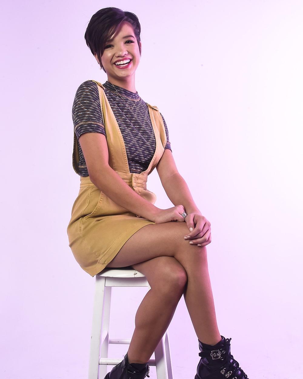 Peyton Lee American Actress