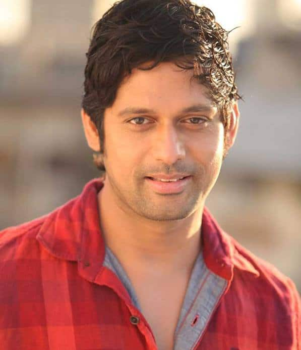 Rajesh Shringarpure Indian Actor